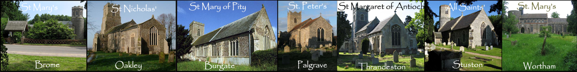 North Hartismere Benefice