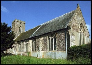 St Mary of Pity in Burgate, part of North Hartismere Benefice