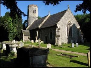 All Saints in Stuston