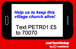 Support St.Peter's Church Palgrave with JustGiving(TM)