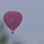 Hot Air Balloon over Palgrave