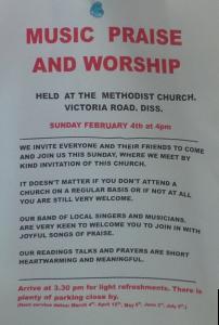 Music, Praise and Worship
