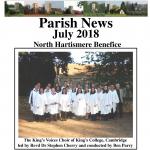 North Hartismere Benefice Parish News July 2018